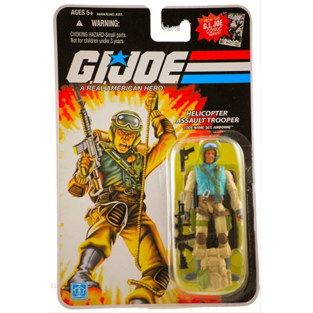 Airborne Helicopter Assault Trooper GI Joe 25th Anniversary Action Figure (Eisenhower Gi Joe)