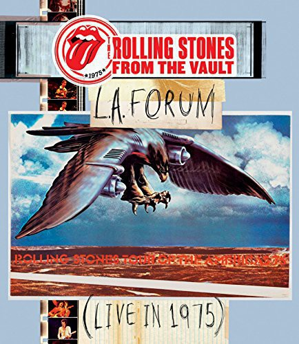 The Rolling Stones From the Vault: L.A. Forum (Live in 1975) by Eagle Rock