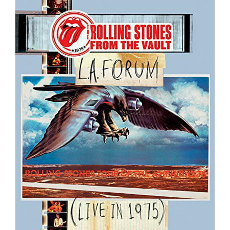 The Rolling Stones From the Vault: L.A. Forum (Live in 1975) (DVD)](The Vaults Halloween 2017)