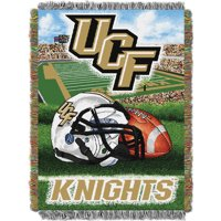 UCF Knights The Northwest Company 48'' x 60'' Home Advantage Woven Throw - No Size