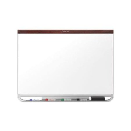 Prestige 2 DuraMax Porcelain Magnetic Whiteboard QRTP557MP2 by
