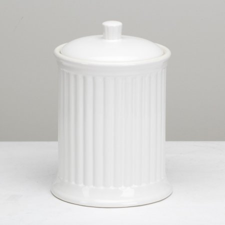 Omni Simsbury Extra Large Canister   Cookie Jar   White