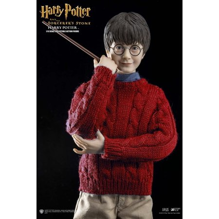 Harry Potter Sorcerers Stone 1/6 Scale Harry Casual Wear Action Figure