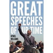 Great Speeches Of Our Time - eBook