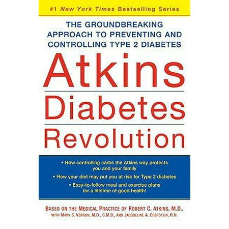 Atkins Diabetes Revolution - eBook