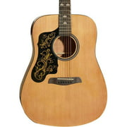 Sawtooth Beginner's Left-Handed Acoustic Dreadnought Guitar