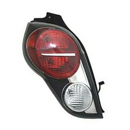 New Left Driver Side Tail Light Fit Chevrolet Spark 2013 2014 Gm2800256 95926604
