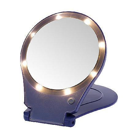 Floxite 5x Magnifying 360 Degree Lighted Home Amp Travel