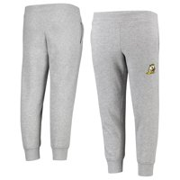 Youth Russell Athletic Heathered Gray Oregon Ducks Fleece Tri-Blend Jogger Pants