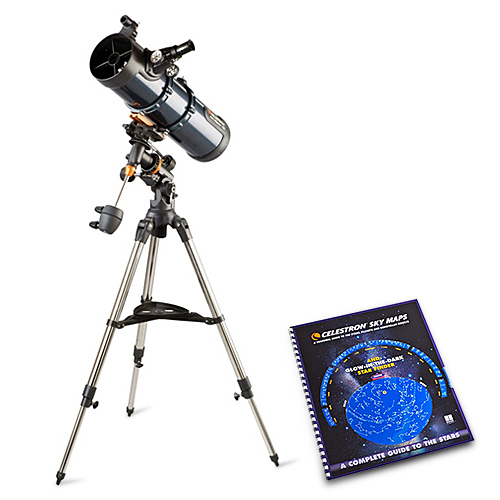 Celestron AstroMaster 130EQ Telescope by Celestron