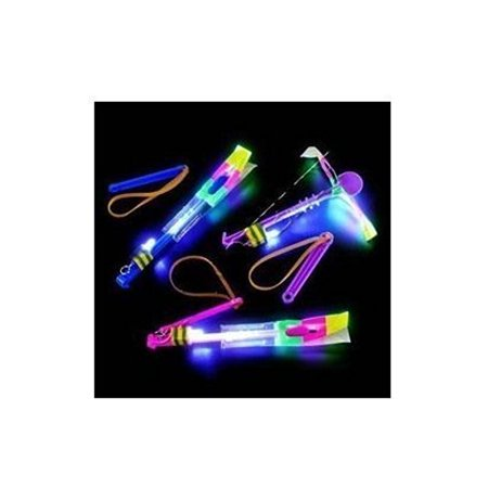 1PC LED Light Flying Arrow Toy Party Fun Gift - image 6 de 6
