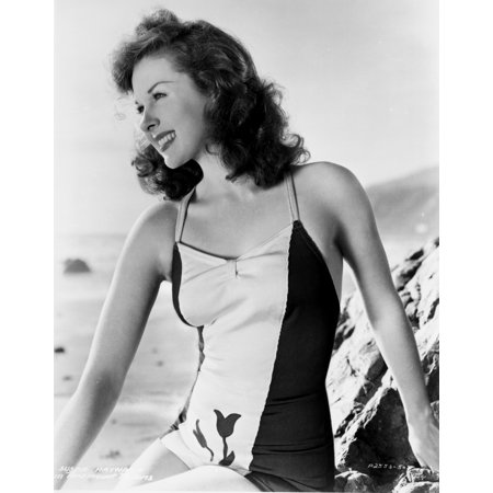 Howard 3 Piece Suit (Susan Hayward Posed with a Swimming Suit Photo)
