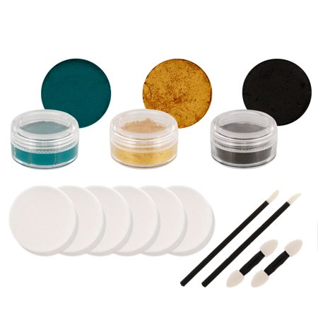 JAGUARS Football FACE PAINTING SET Fan Makeup Paint Kit (Face Paint For Football Games)