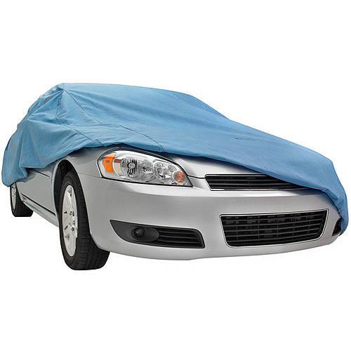Budge Premier Car Cover, Blue