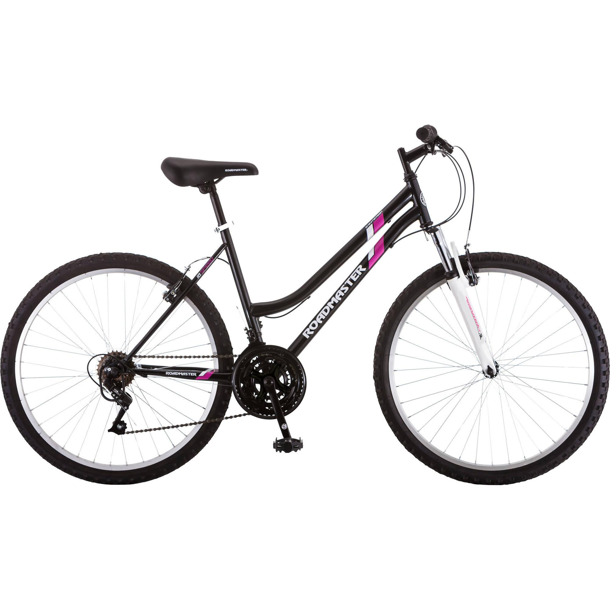 """Review 26"""" Roadmaster Granite Peak Women's Bike Review"""