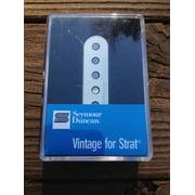 Seymour Duncan SSL-2 Vintage FLAT Strat Pickup Alnico V Single Coil Pickup - 11201-03