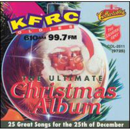 Ultimate Christmas Album Vol.1: KFRC 99.7 FM San Francisco ()