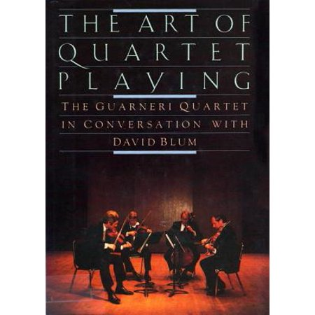 QUARTET PLAYING,ART OF - eBook