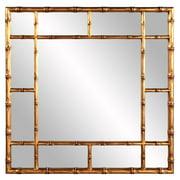 Elizabeth Austin Bamboo Gold Mirror