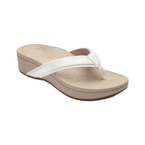 Vionic Womens Pacific High Tide Toepost Sandals Mid Heel Flip Flops
