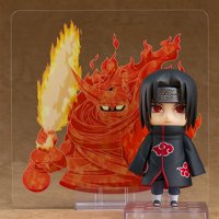 Good Smile Company Naruto Itachi Uchiha Nendoroid Action Figure