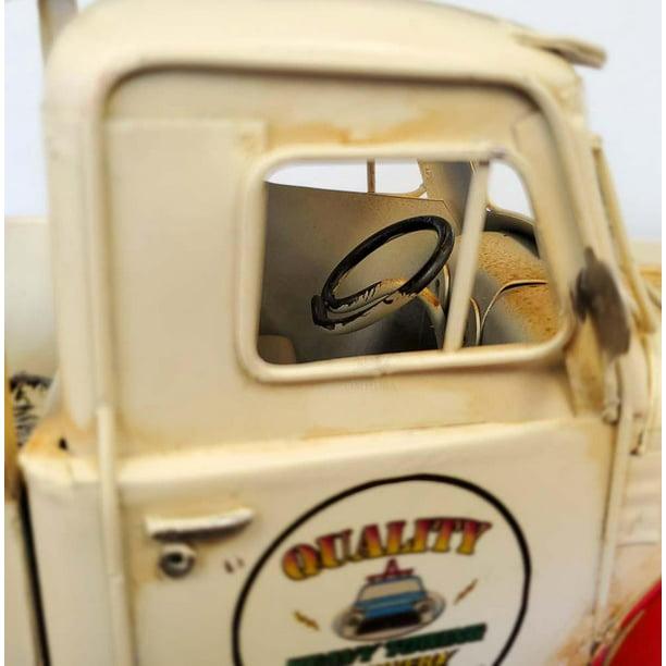 Metal Handmade Classic Chevrolet Tow Truck