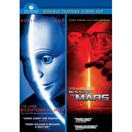 Bicentennial Man / Mission To Mars (DVD)](Miss Or Mrs)