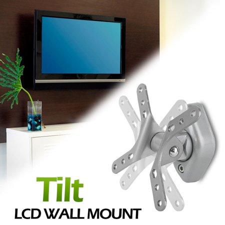 Vantage Point Silver Wall Shelf (Vantage Point LCD Tilt Wall Mount - AXWL01-S)