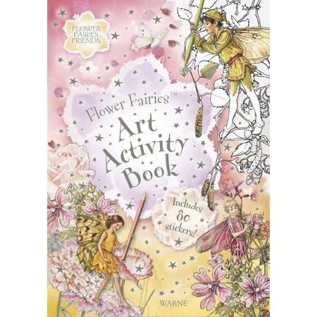 Flower Fairies Art Activity Book](Halloween Art Activities For 5th Class)