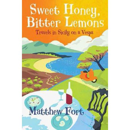Sweet Honey, Bitter Lemons - eBook