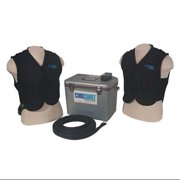 COOLSHIRT SYSTEMS AVRSC-2 Person Rehab System,16 in. H,PK2 G9411236