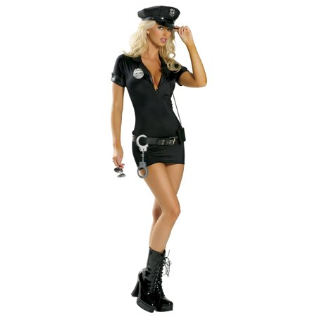 Stop Traffic Cop Costume - Party City Cop Costumes