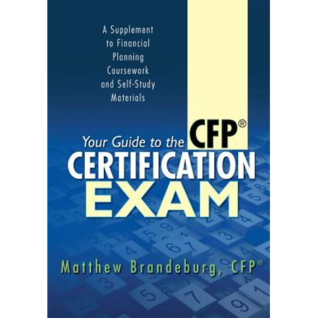 Cfp exam study materials
