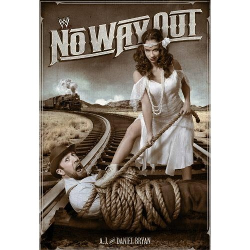 WWE: No Way Out 2012 (Full Frame)