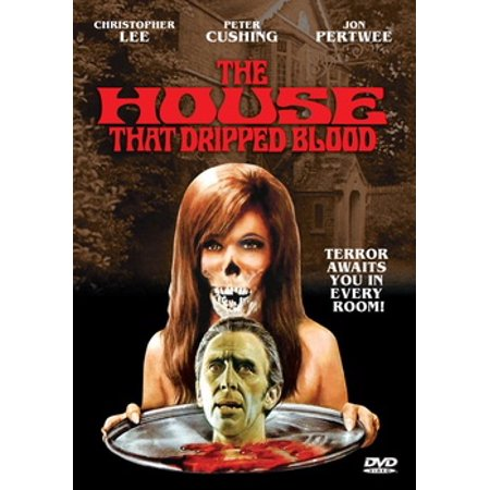 The House That Dripped Blood (DVD)](Dripping Blood)