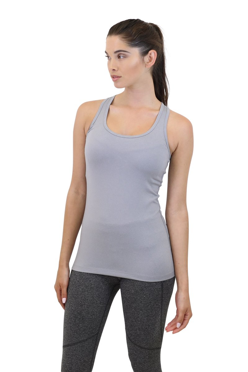 a249cb14dc400 90 Degree By Reflex - 90 Degree By Reflex - Power Flex Racerback Tank Tops  - Walmart.com