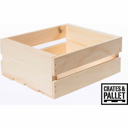 Crates And Pallet Small Wood Crate
