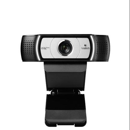 Logitech 960-000971 C930e 1080p Hd Webcam Perp Uc Certified W/ H.264/svc Uvc 1.5