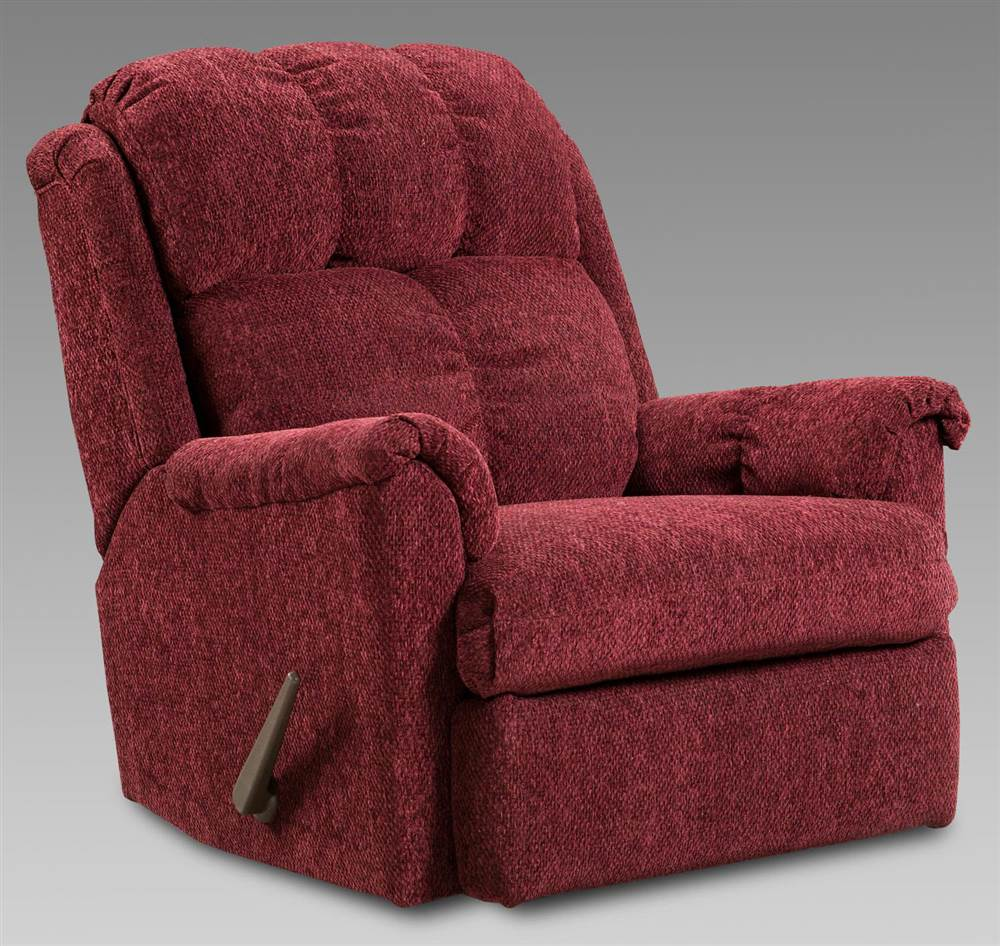34 in. Transitional Rocker Recliner