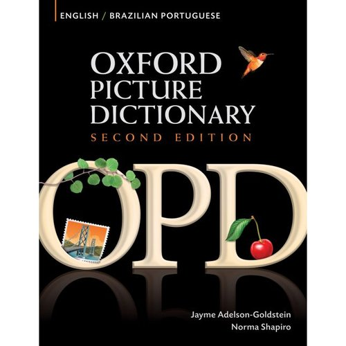 Oxford Picture Dictionary: English/ Brazilian Portuguese