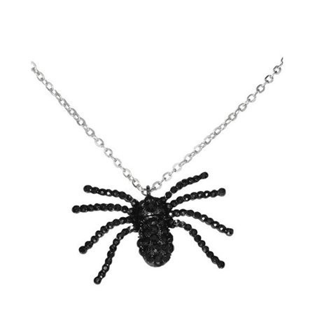 Black Widow Necklace - Black Widow Necklace