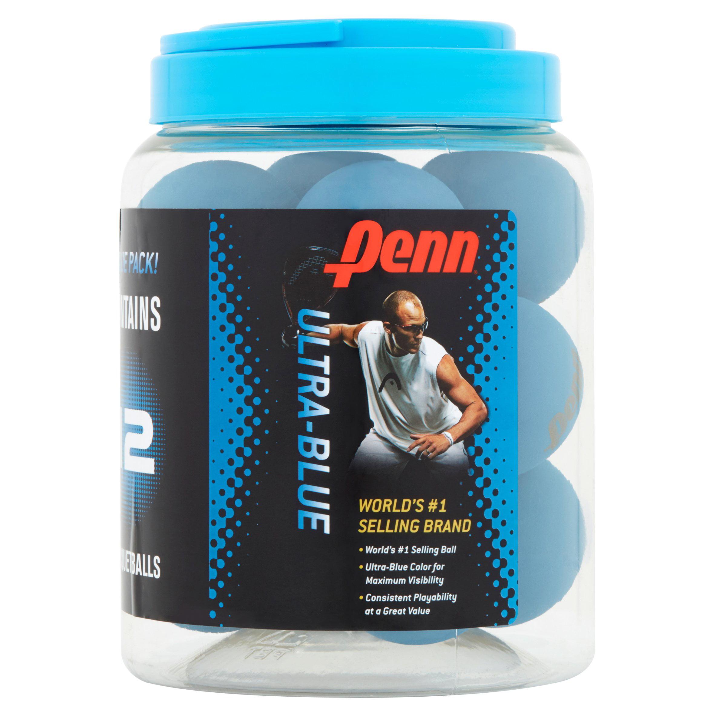 Penn Racquetballs, 1 Dozen by Head Penn Racquet Sports