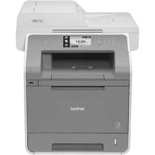 Brother MFC-L9550CDW Laser Multifunction Printer - Color ...