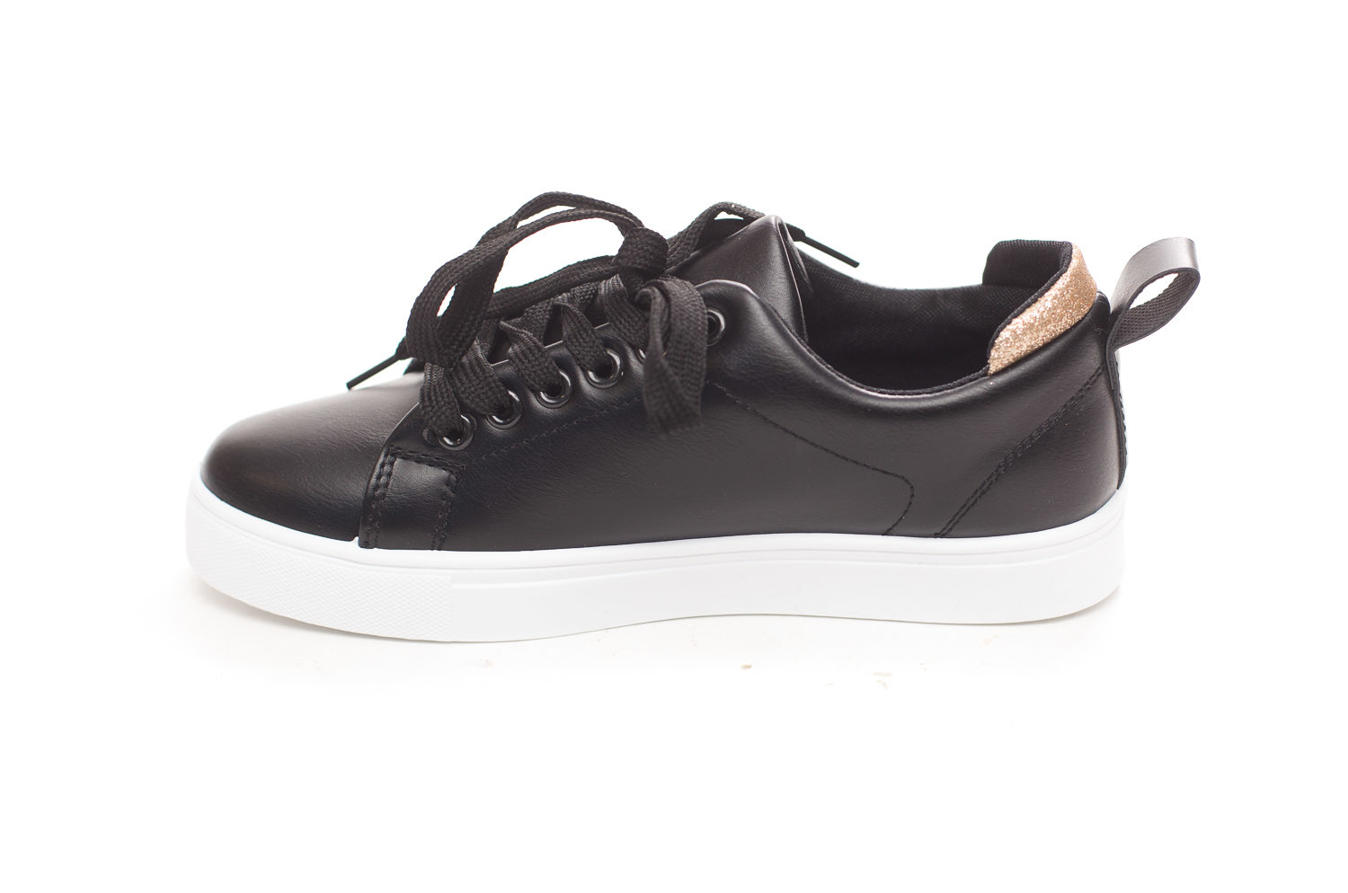 Soho Shoes Womens Casual Lace up Embroidery Action Sneakers