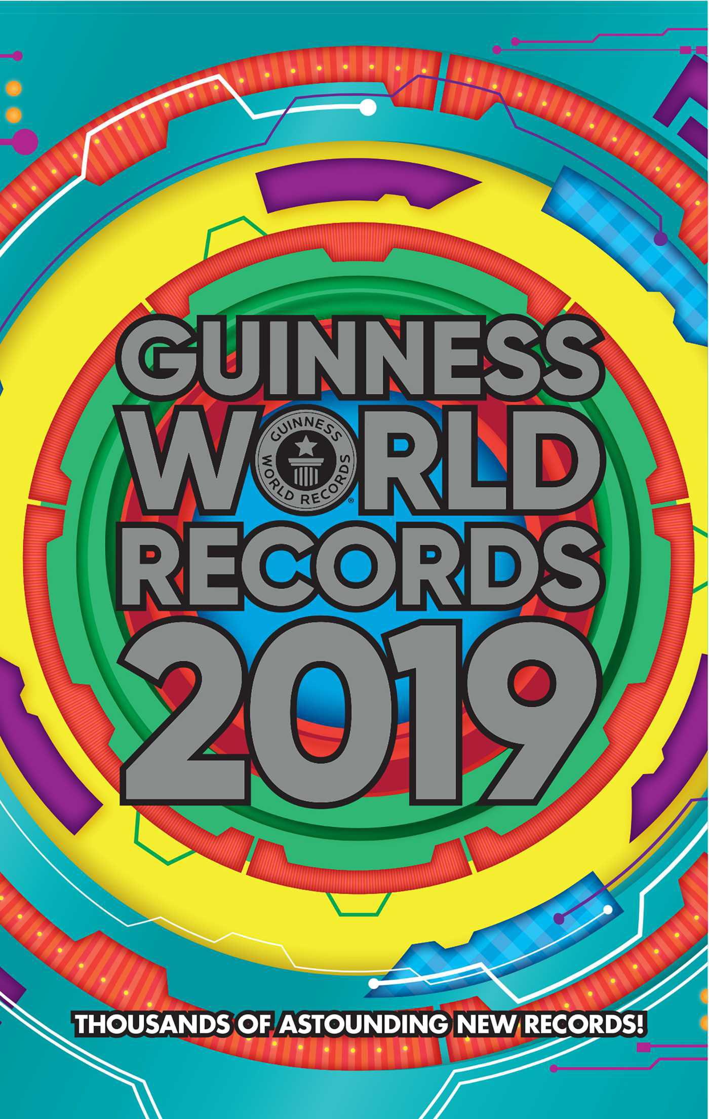 Guinness World Records 2019 (Paperback)