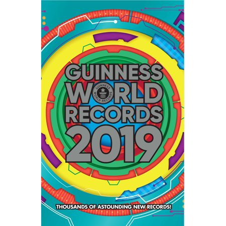 Guinness World Records 2019 (Paperback) (World Record Most Sneezes In A Row)
