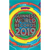 Guinness World Records 2019 (Paperback)