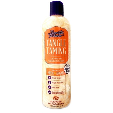 4 Pack - Beautiful Textures Tangle Taming Leave-In Conditioner, 12