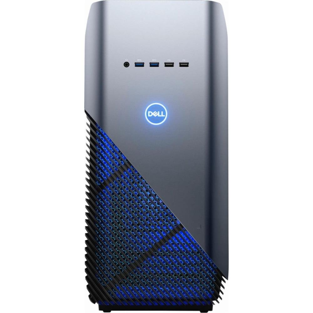 Dell Inspiron 5680 Intel Core i5-8400 X6 2.8GHz 8GB 1TB Win10, Blue (Certified Refurbished)