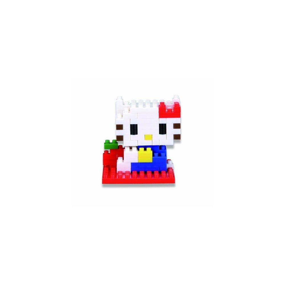 Nanoblock hello kitty by